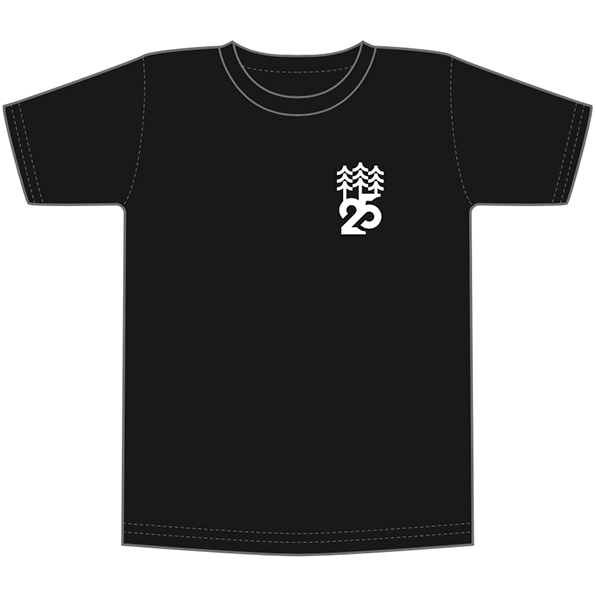 T-shirt SF 25th black